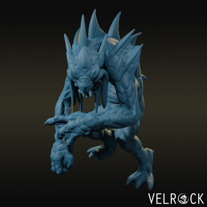 Scrag and Troll Pack (Aquatic Troll and Forest Troll)