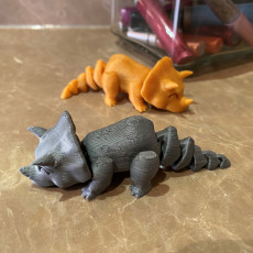 Picture of print of Ar-Triceratops