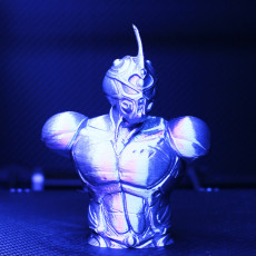 Guyver Bust Support Free