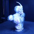 Guyver Bust Support Free image