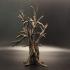 Dead trees image