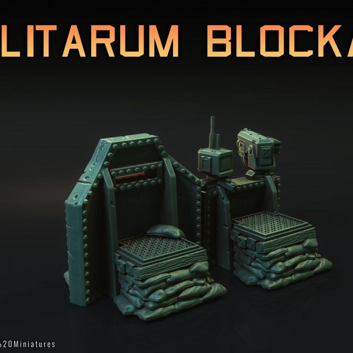 Militarum Blockade