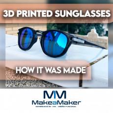 SunGlasses SLA pirnted