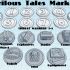 Perilous Tales - Game Tokens image