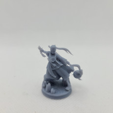 Picture of print of Takayahsi, the Outland Wizard