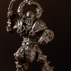 Picture of print of Tanatos  Fantasy Football Star Player 32mm