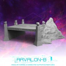 Arvalon-8  Hanger