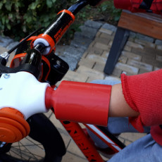 Bicycle Riding Socket / Handlebar Adapter