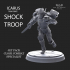 Shock Troop Close Combat Specialist image