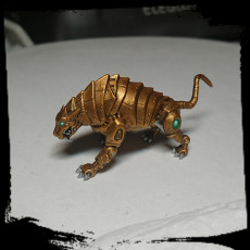 Picture of print of Mechanimals - Sabertooth