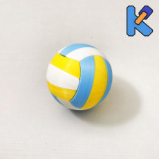 Volleyball K-Pin Puzzle