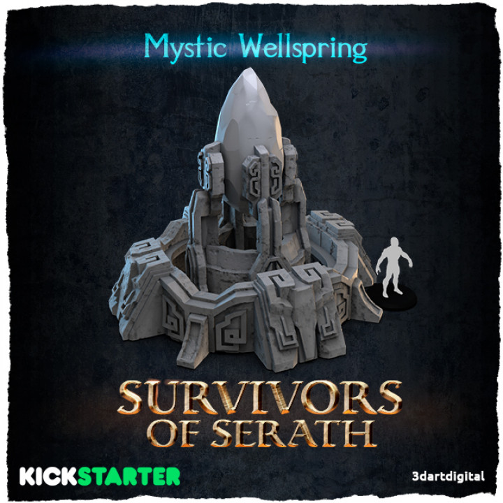 Mystic Wellspring's Cover