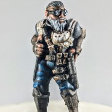 Galactic Mercenary