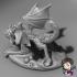 White Baby Dragon image