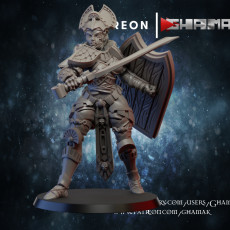 Tomb guard 3 support ready