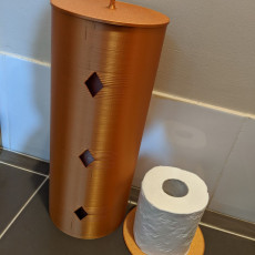 Toilet Paper Spare Holder