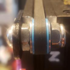 Ender belt spacers