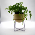 Iso-Pot Indoor Planter and Stand image