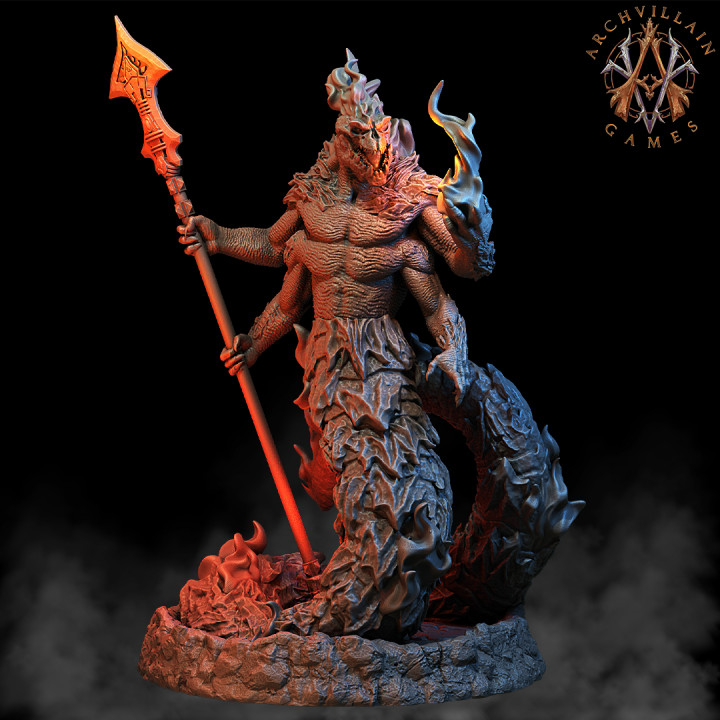 The Magma Lords Bundle
