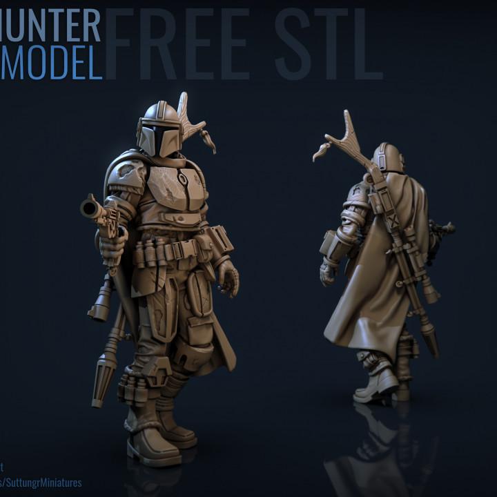 Bounty Hunter 75mm
