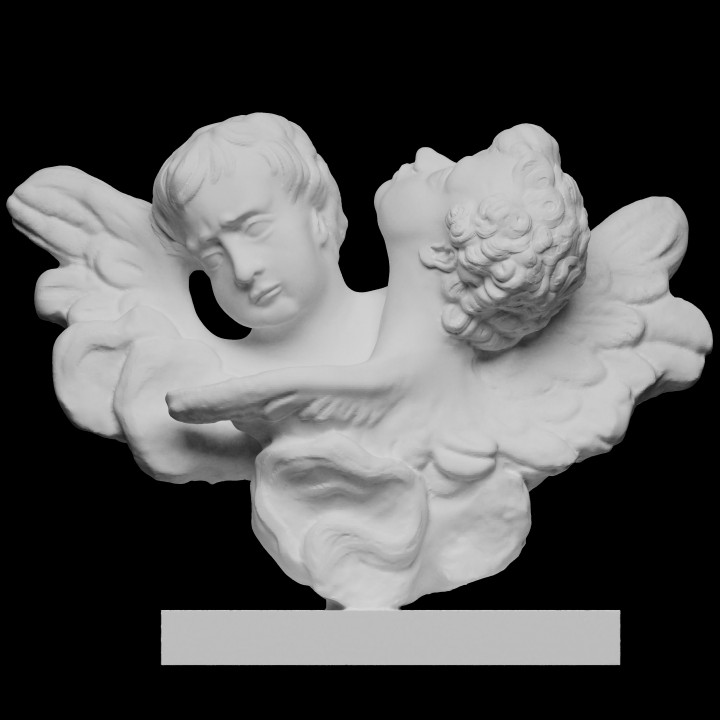 Two Putti