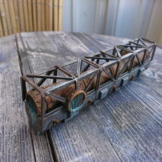 Industrial Tabletop Terrain Pipe Kit