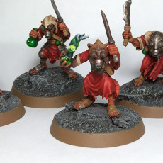 Picture of print of Ratfolk Army Pack