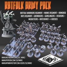 Ratfolk Army Pack