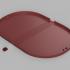 Foldable FFP or N95 mask case image
