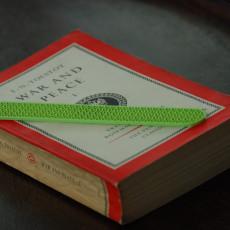 Gyroid Bookmark