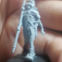 Cursed legionnaire marching - LEGIO IX HISPANA - Courtesy model image