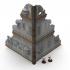 "ETB Industrial building 5"" tall floor sample from Damocles KS image"