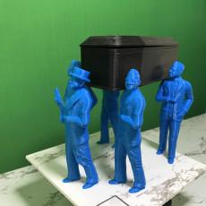 Coffin Bluetooth speaker