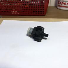 waterpump motor 130