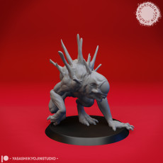 Nothic - Tabletop Miniature