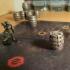 Dark Souls Boardgame Barrels image