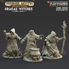 Graeae Witches