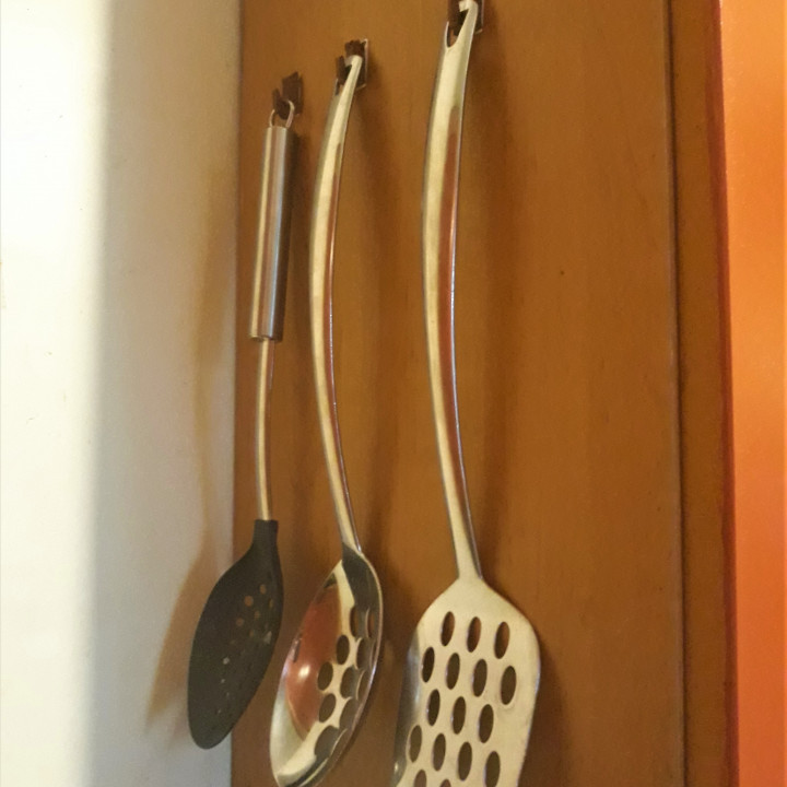 Download Stick On Hooks For Kitchen Utensils Von B Murphy
