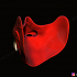 Face Mask - Samurai Mask - Halloween Costume Cosplay image