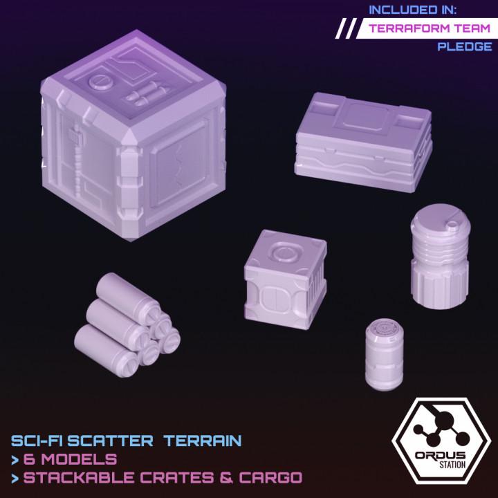 Crates & Cargo's Cover