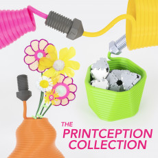 Printception Collection // Vases & Containers