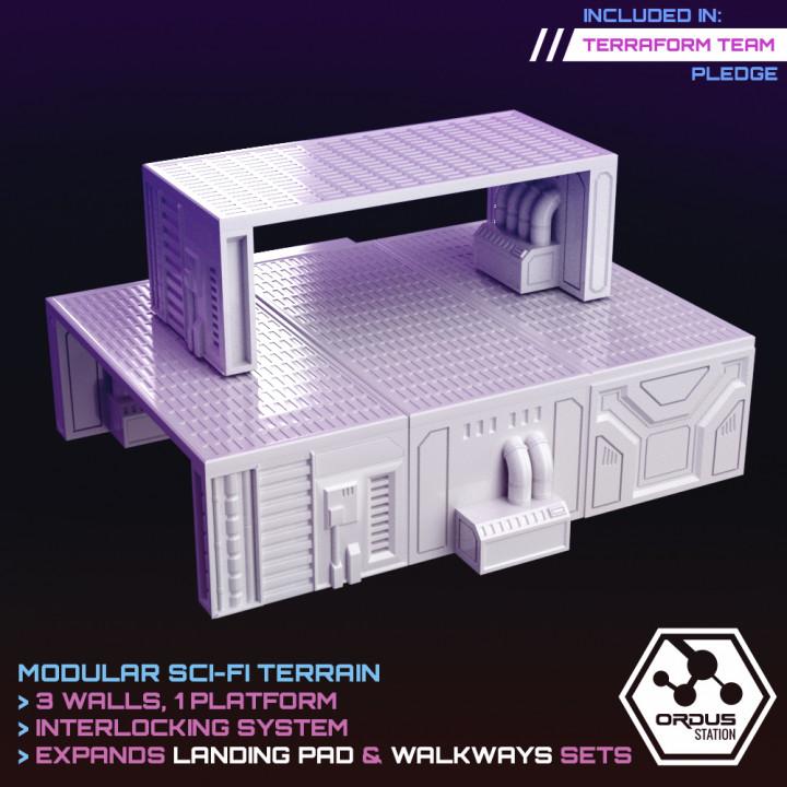 Raised Platform's Cover
