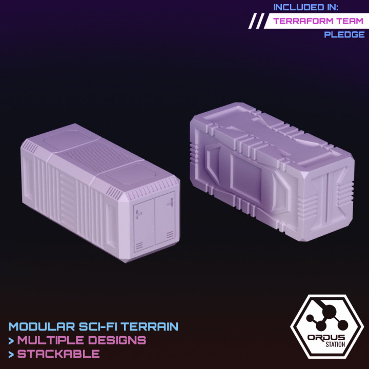 Shipping Containers's Cover