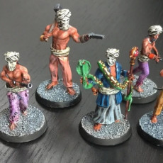 Cthulhu Kali cult Thuggee cultists
