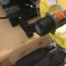 CR6se Filament holder