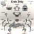 CRAB SHIP image