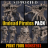 UNDEAD PIRATES PACK image