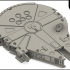 Millennium Falcon Kit Card image