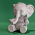 Cute Elephant image