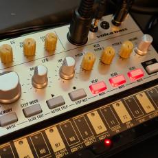 Korg Volca POT press fit upgrade knob